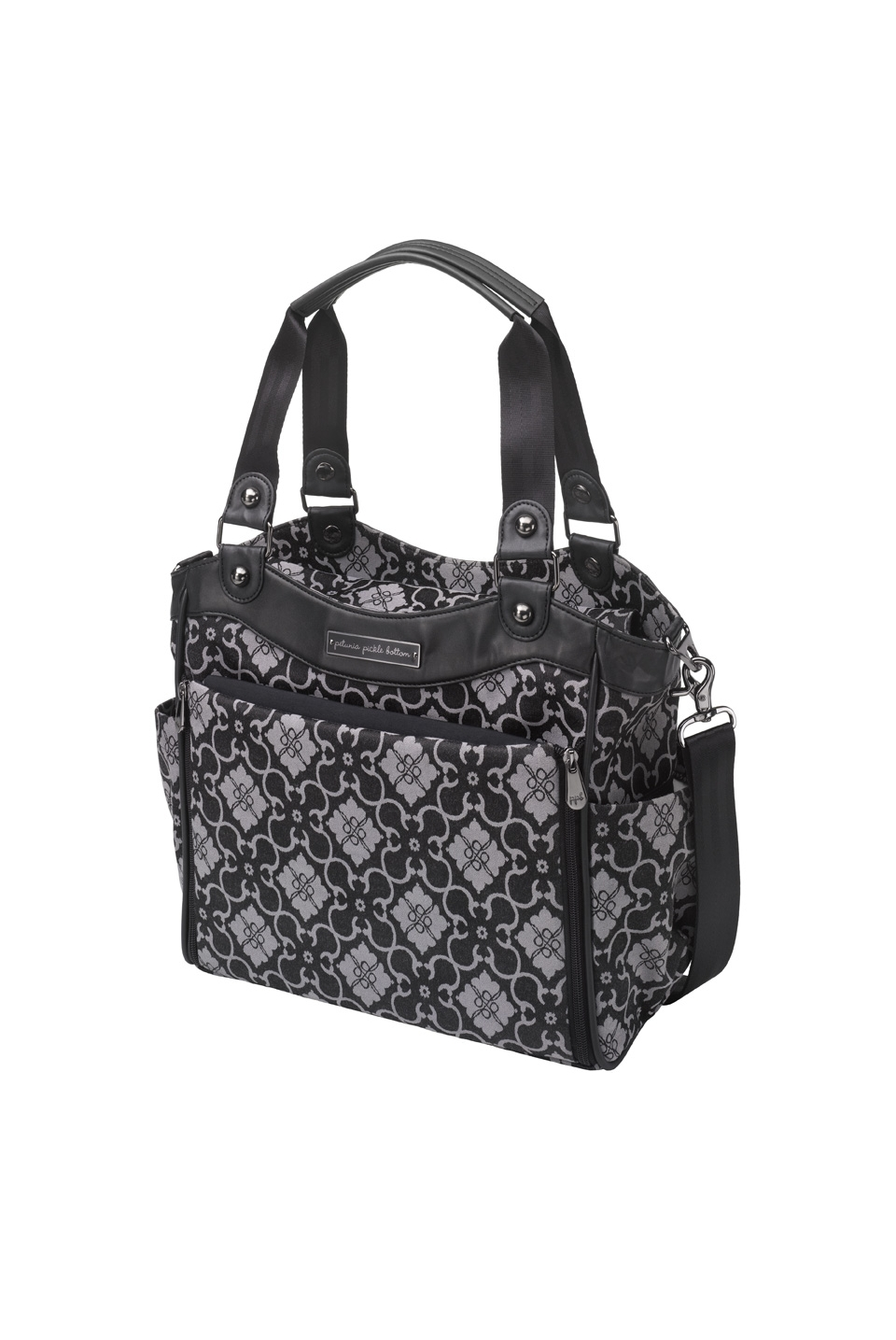 579c544db048 Сумка для мамы Petunia City Carryall: London Mist - купить сумки для ...